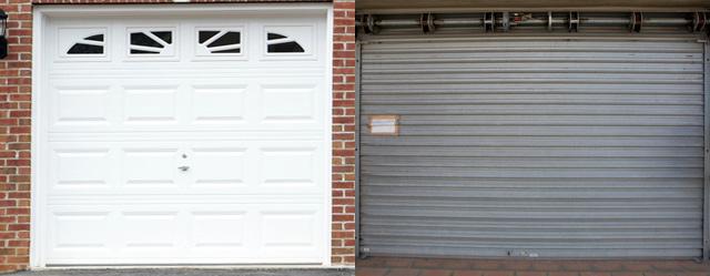 Rollup Garage Gate Westchester